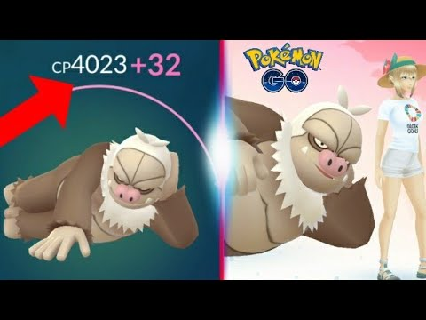 Download Youtube: SLAKING POWERED UP TO 4,000CP + TESTING IT OUT ON A RAID - POKEMON GO