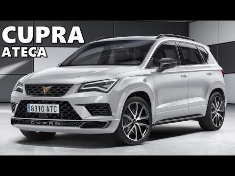cupra ateca by seat high performance suv youtube. Black Bedroom Furniture Sets. Home Design Ideas