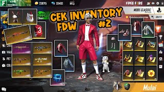 Download lagu CEK INVENTORY FDW PART 2 VERSI COWOK!! BIASA AJA ~   efdewe