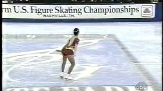 Michelle Kwan 關穎珊 - 1997 U.S. Figure Skating Championships, Ladies' Free Skate