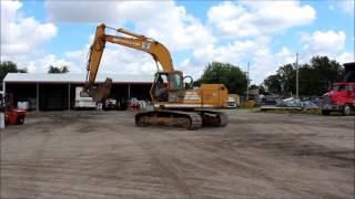 1988 Fiat-Allis FE20 LC excavator for sale | sold at auction June 27, 2013