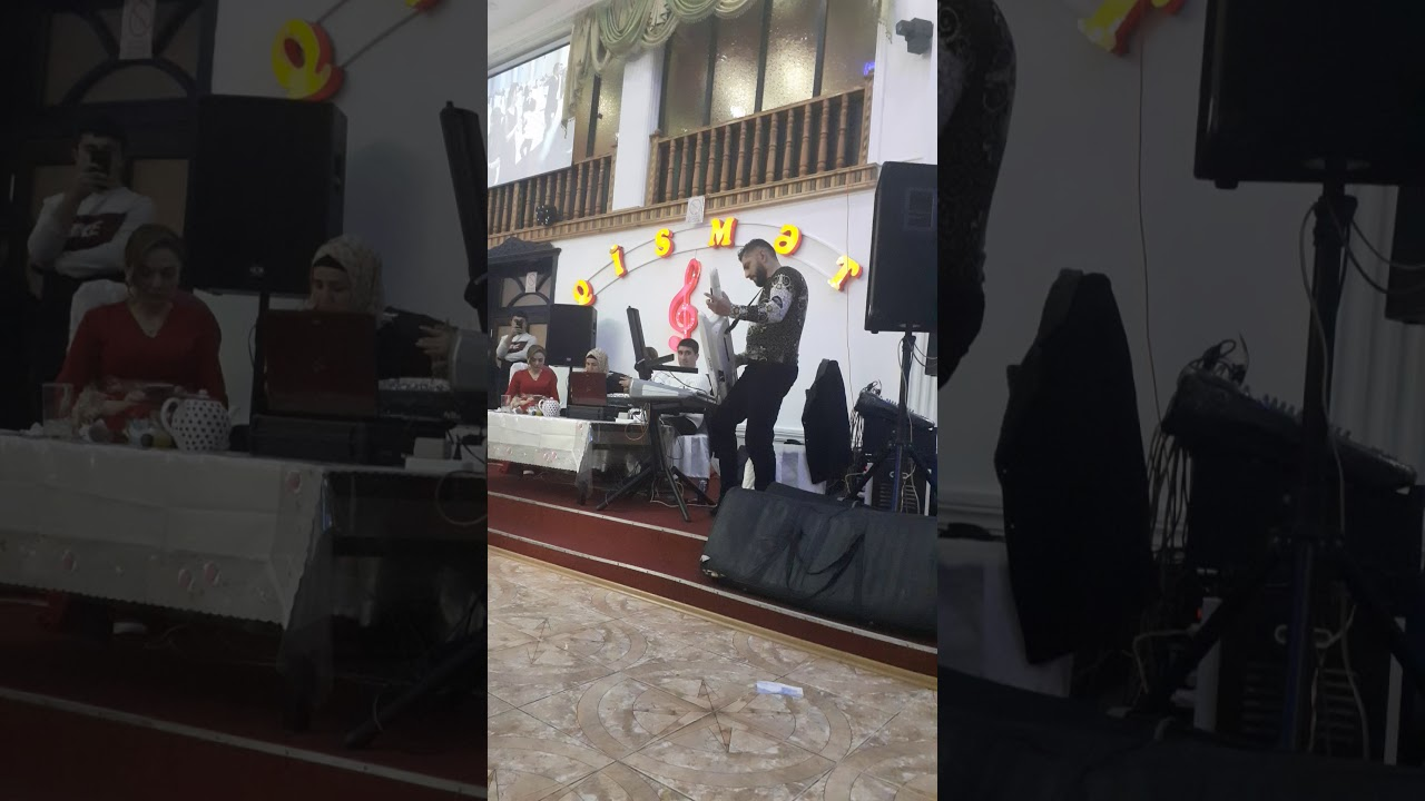 Ruzigar Lerikli & Nicat Azadli - Yeni İfada Rəqs 2021 ( Ritm Group )
