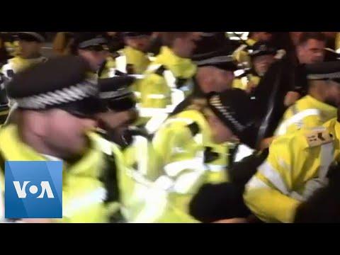 London Police Use
