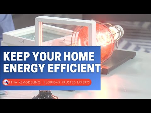 FHIA - Tips On Keeping Your Home Energy Efficient