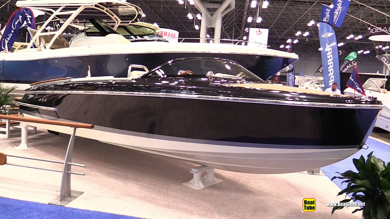 2015 Chris Craft Capri 21 Heritage Edition Motor Boat