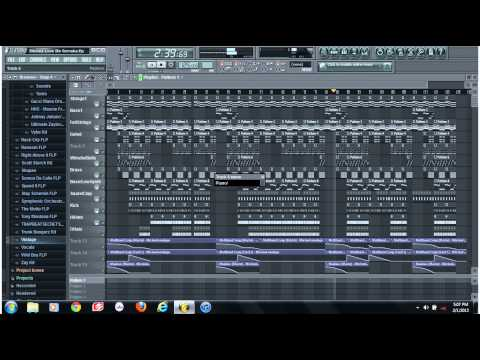 Lil Wayne Ft. Drake & Future Good Kush and Alcohol (Bitches Love Me) Instrumental Remake on FL Studi