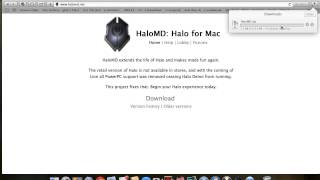 How to get halo for MAC (2014)