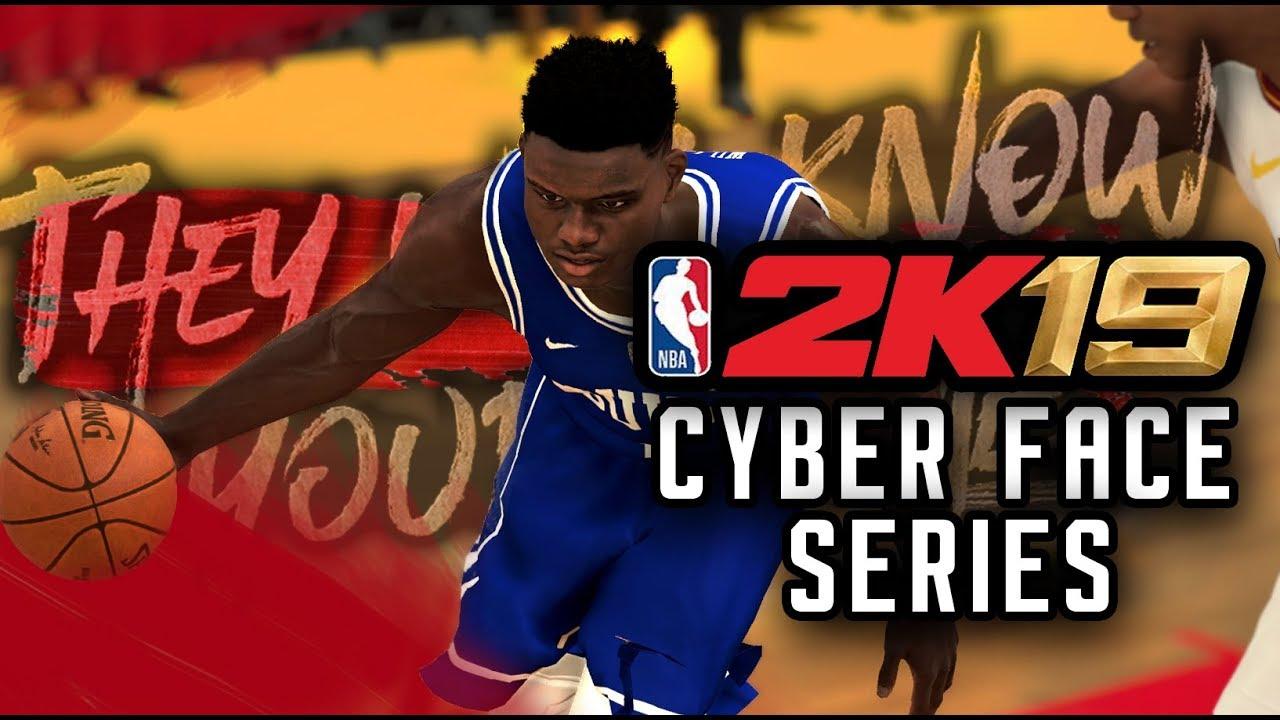NBA 2K19' User-Created Zion Williamson Wreaks Havoc As A