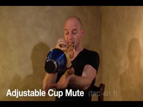 WallaceBrass 2   Cup, Jazz mutes