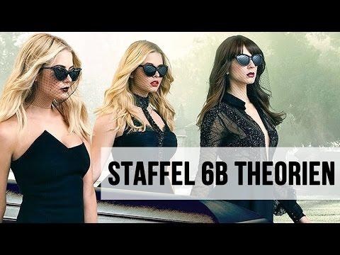Pretty Little Liars Staffel 6 b Theorien I Review I PLL Spoiler I Deutsch