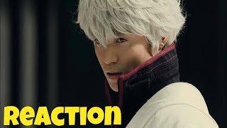 Gintama Trailer - REACTION & REVIEW