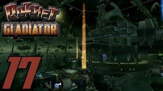 Let's Play Ratchet Gladiator [German][Blind][#17] Spießrutenlauf des Schicksals! Video
