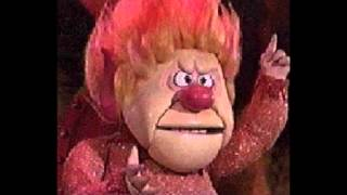 The Miser Brothers:  Snow Miser and Heat Miser