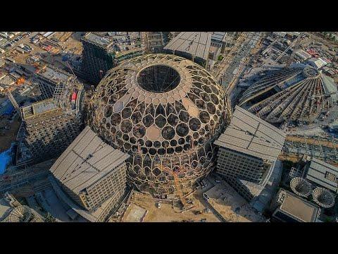 شاهد: -إكسبو 2020 دبي-... مدينة جديدة لتعزيز الاقتصاد في الإمارة …  - 16:54-2019 / 10 / 18