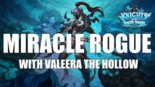 Valeera the Hollow Miracle Rogue vs Evolve Shaman and Paladin