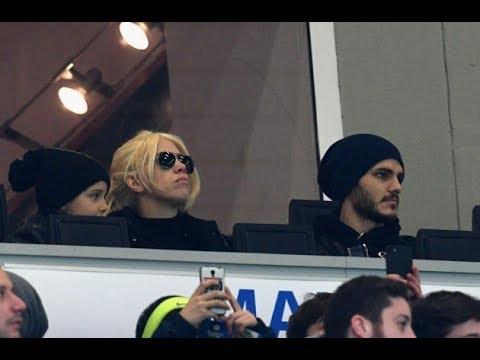 "Wanda Nara: ""Icardi piace a due club""   IL MIO PENSIERO"