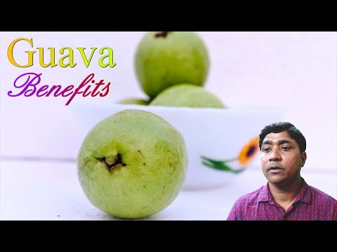8 NUTRITION FACTS & AMAZING HEALTH BENEFITS OF GUAVA