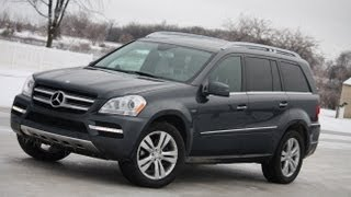 2011 Mercedes-Benz GL350 BlueTEC Review by Automotive Trends