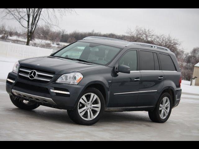 2011 Mercedes Benz Gl350 Bluetec Review By Automotive Trends