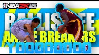 Nba2k16 Best Ankle Breaker Crossovers Patch 6- How to Break Ankles Tutorial