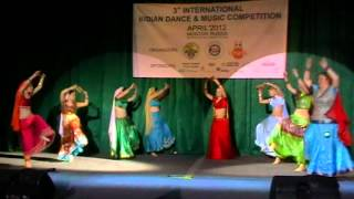 Dandia Dance from Film bride and prejudice - Dola Dola