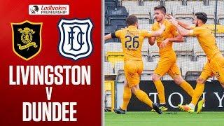 Livingston 4-0 Dundee | Livi Up To Fourth! | Ladbrokes Premiership