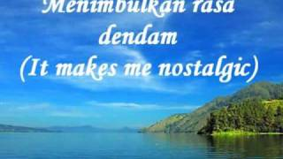 Hati Memuji (The Heart Praises) - A famous Indonesian Folk Song - Sung and Played by Stanley Power