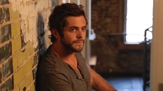 Thomas Rhett country singer: On Writing with Dad | Billboard interview 2015