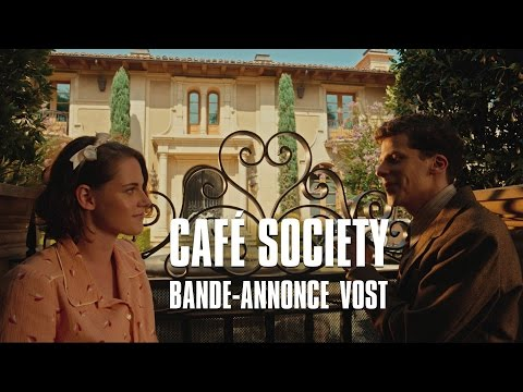 Café Society de Woody Allen - Bande-Annonce VOST
