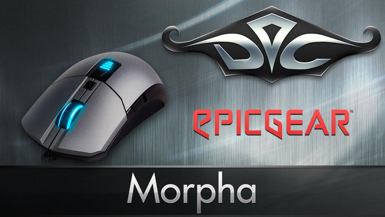 EpicGear MorphA. Годно получилось ◉◡◉