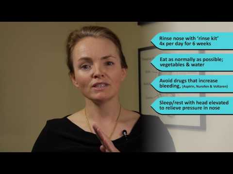 Septoplasty and Turbinoplasty - Dr Bridget Clancy | ENT Surgeon