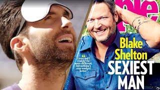 Blake Shelton Reveals His