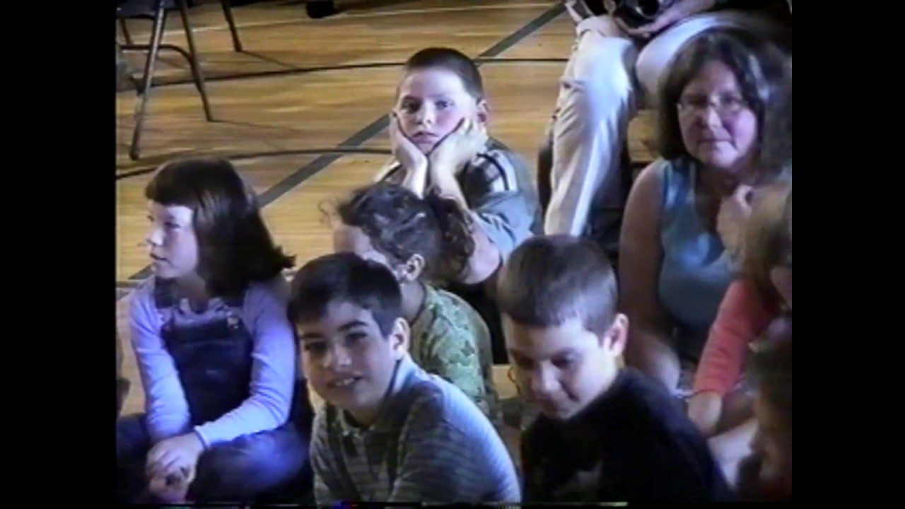 Final Champlain Kindergarten Graduation  6-13-03