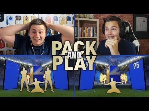 Ostatni PACK & PLAY - nieziemskie trafy!   PLKD vs JUNAJTED