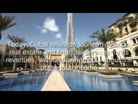 The Rich City of Dubai