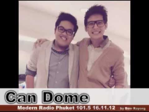 Can Dome@Modern Radio Phuket 101.5