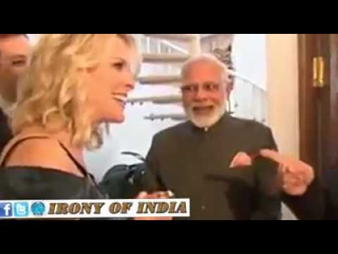 Narendra Modi sang a special song for Putin's wife
