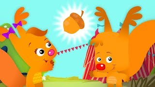 Hide and Seek for children | English Stories For Kids With Sammy & Eve | Kids Games by ABC Fun