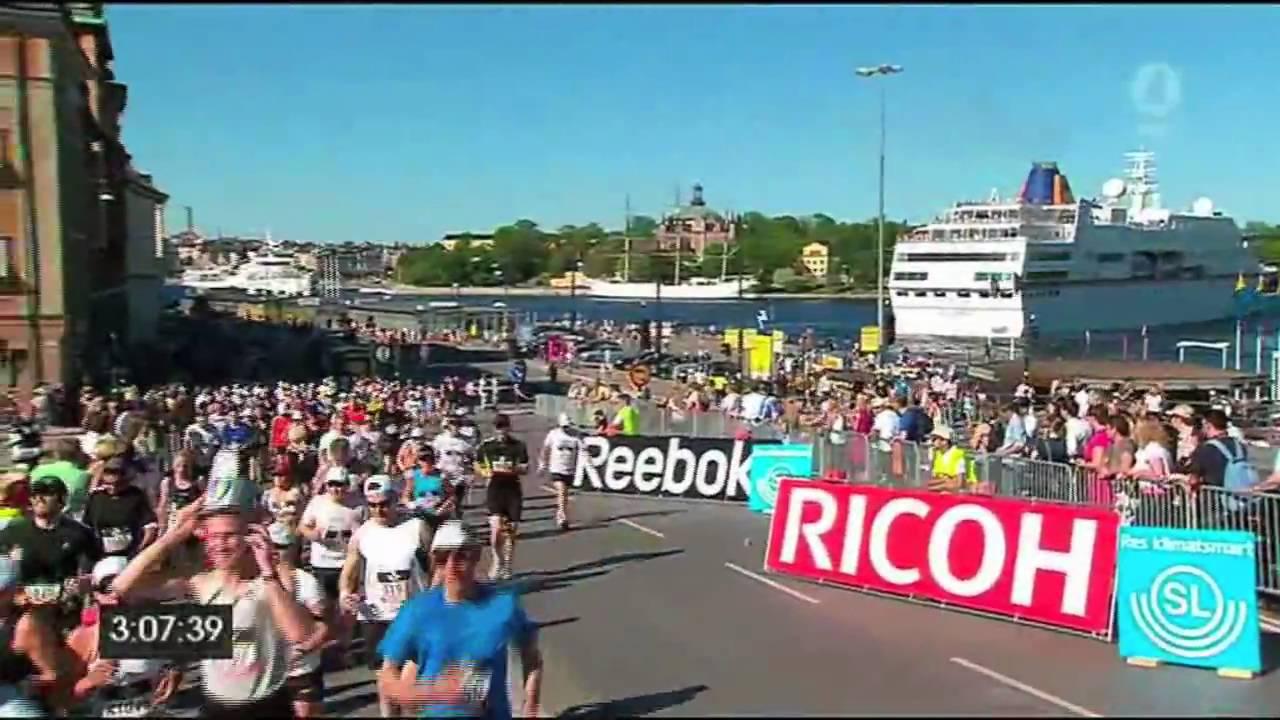 Vinnare stockholm marathon