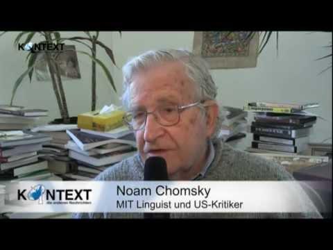 Noam Chomsky über deutsches Spardiktat, Sozialkürzungen und Freihandel in Europa und den USA