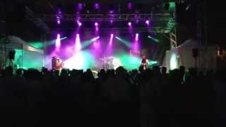"Bombino ""Adounia"" Live@Cognac Blues Passion/Cognac/France July 6th 2013"