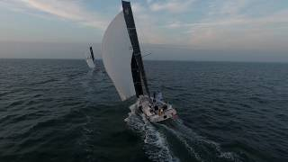 La minute Normandy Channel Race : ARRIVÉE 25 mai 2019