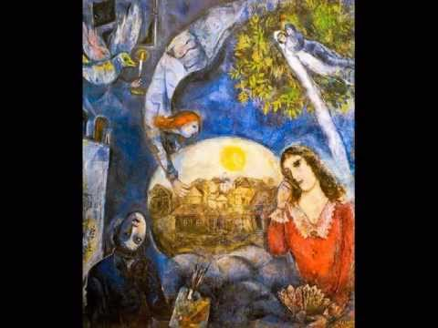 Marc Chagall & l'Amour