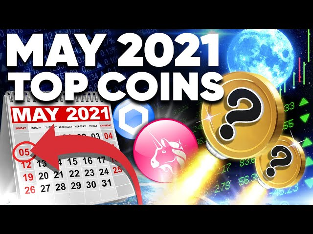 TOP (3) ALTCOINs w/ the BIGGEST Potential in May!!