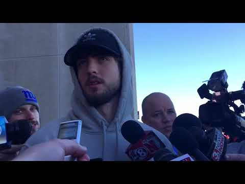 HOL HD: Tanner Lee talks after Mike Riley firing