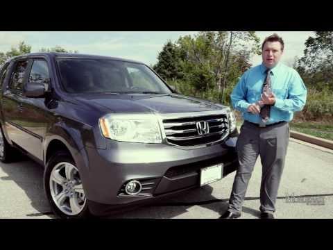 2014 Honda Pilot Test Drive Review