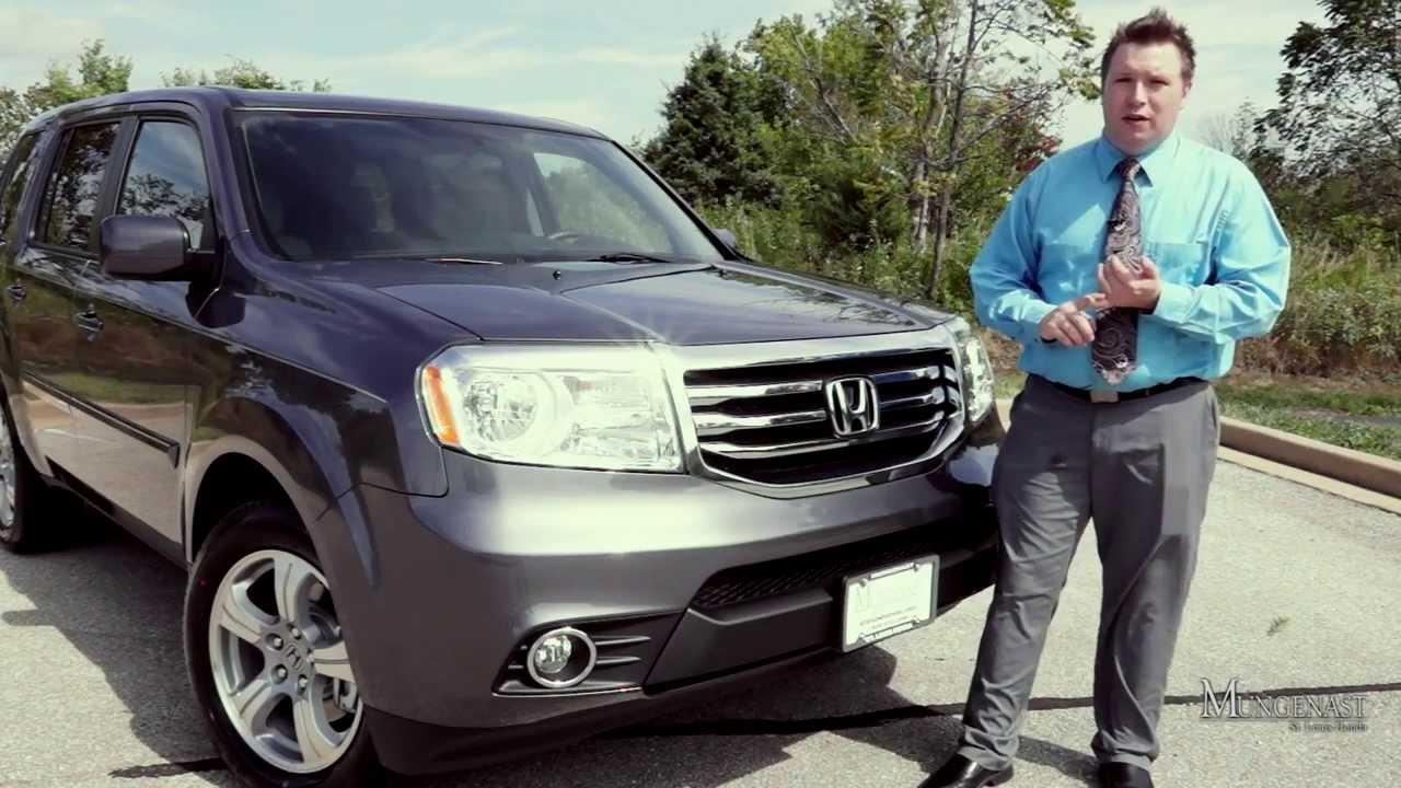 2014 Honda Pilot Test Drive Review   YouTube