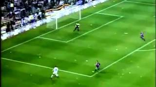 Real Madrid VS Barcelona (5-0) 07 01 1995