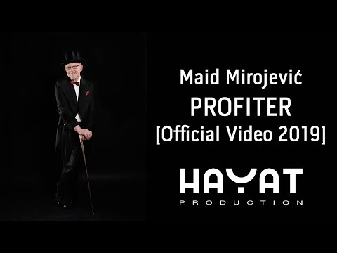 Maid Mirojević feat. Slobo Kovačević - Profiter [Official Video 2019]
