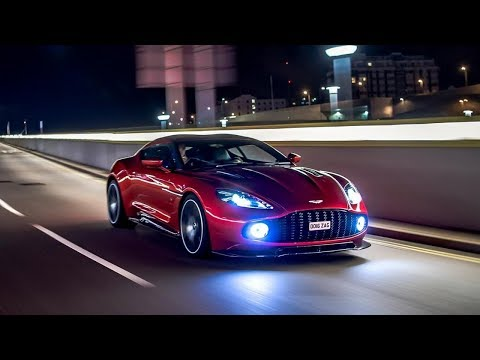 2017 Aston Martin Vanquish Zagato  review